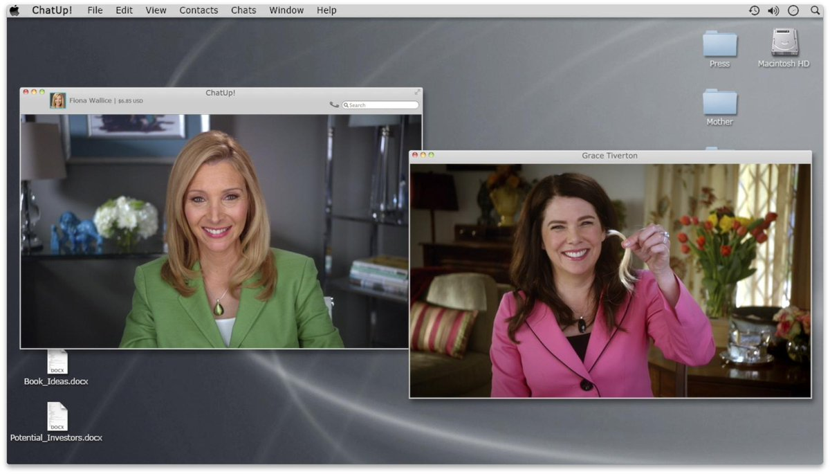 Watch @thelaurengraham get her Single White Female on w/ @LisaKudrow on tonight's all-new @WebTherapy on @SHO_Network http://t.co/0V4DqHe1Is