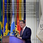 Siempre firme @LeonelFernandez ratifica defensa RD en artículo diario El País. http://t.co/H8uuorPZAL http://t.co/zCqumX88BY #SoberaniaRD
