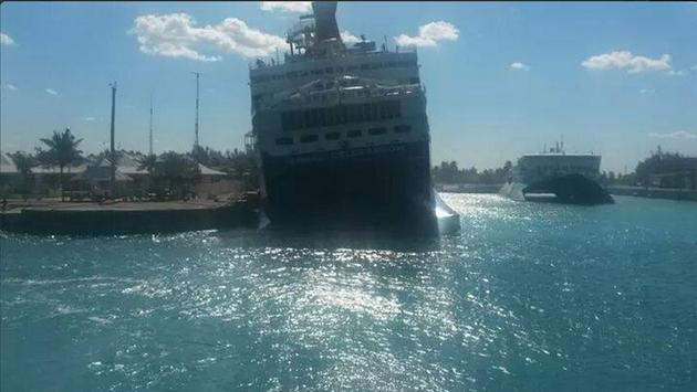 Bahamas Celebration Remains Out of Service @CruiseAddicts