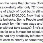 Best thing Ive read regarding Gemma Collins http://t.co/f8rPJPswps