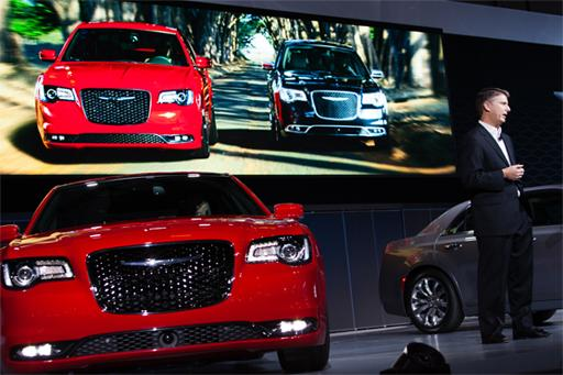 """It's a car with more of everything...for buyers who deserve nothing less."" #LAAutoShow #Chrysler 300 http://t.co/3qrJM6vFnV"