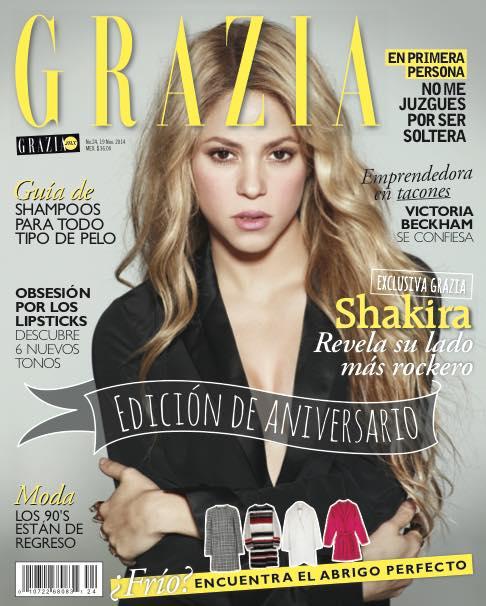 Shak's on the cover of the new anniversary edition of @GraziaMexico! / Shak en la portada de #GraziaMexico! ShakHQ http://t.co/aW96f0bIHe