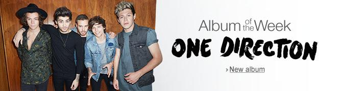 One Direction's 'Four' is Amazon Music's Album of the Week! Get it on sale now: http://t.co/oAZPzPjQEG #Directioners http://t.co/kwJ0FfGgpU