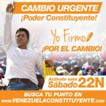 El pueblo venezolano apoya la propuesta d @leopoldolopez mañana sábado #22N #yofirmoporvzla http://t.co/SGTHjtnr14 -> http://t.co/n92vNpxHDT