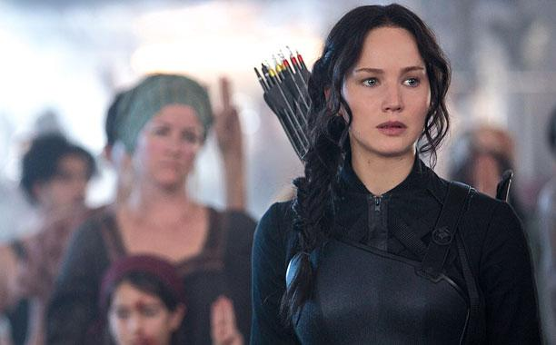 'The Hunger Games': MockingjayPart1 Review: