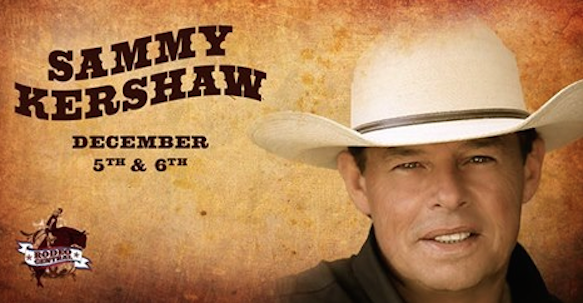 Don't miss country music legend @SammyKershaw live Dec 5th & 6th only @ @Westgate_LV! Tickets: http://t.co/SsNHOhXmUV http://t.co/PxUonwXCIJ