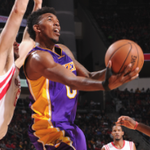 Lakers close out game on 12-1 run, beat Rockets, 98-92. LA is perfect, 2-0, on year since Nick Youngs return. http://t.co/8C9QmysiSS