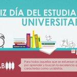 .@ucabistas Feliz #DíaDelEstudianteUniversitario http://t.co/H6b0HwKdgg