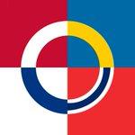Andreutkast til flagg for en livssynsnøytral, panskandinavisk forbundsrepublikk. Fax me a budget, make it happen. http://t.co/YVozPWGISw