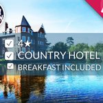 RT & Follow to #WIN a stay in this 4* country hotel: http://t.co/BLrPpzit97 #FreeStayFriday #Competition. Winner @ 4 http://t.co/huXXeVnZIV