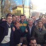 Tanta gente con la #Lega in piazza a #Cattolica. #Salvini @matteosalvinimi @FabbriAlan http://t.co/BcnaW56kQW