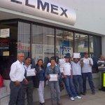 Telefonistas de #Irapuato #Guanajuato se suman al paro nacional en apoyo a #Ayotzinapa http://t.co/22mgAxENyS