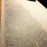 【スゲエ】お父さんの「巨大手描き迷路」が今回もハンパない http://t.co/TTpUAfpyKD  今作はいったいどんな仕上がりになるのか。完成が待たれる https://t.co/3PqCdaEwwC https://t.co/jwSJyWARam