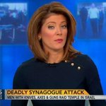 """CBS Anchorwoman O'Donnell: Jerusalem Synagogue Attack Took Place at """"Contested Religious Site"""" http://t.co/8yGUGGJFoB http://t.co/Y61ADoIbQ0"""