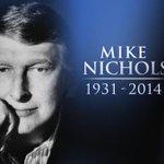 Remembering Mike Nichols: http://t.co/iHTEyO8rA5 http://t.co/SpvHRtwnRl