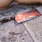 """""""Itbach al Yahud"""" means """"Slaughter the Jews"""". Its no coincidence a meat cleaver was used for the #HarNofMassacre http://t.co/7QBVaLWPw4"""