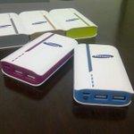PowerBank Samsung 30.000mah hanya Rp 120.000,- 32F219EF / 089623382338 blm ongkir Dr Depok - jabar http://t.co/9xNLpMii4k .