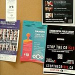 Spotted the flyer on campus @westernu :) #projectplay #ldnt http://t.co/wxGvKMdfPH