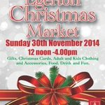Christmas is coming and so is the Egerton Christmas Market! Dont miss out... http://t.co/7MfApMEyAN