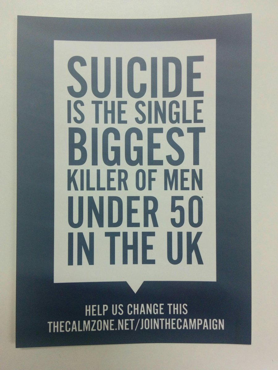 This is why I'm doing #Movember for @theCALMzone. http://t.co/1nRcJ8NDUz
