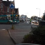 BREAKING: Bus broken down at busy roundabout in Tunbridge Wells causing traffic chaos - http://t.co/xlAUVOiW8y http://t.co/YSBnQfX1Mb