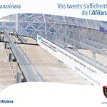 [1/2] Envoyez vos messages de soutien au @RCTofficiel en utilisant les hashtags #AllianzRiviera #RCTASM http://t.co/8fevQf9qAn