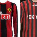 Hep sen mi ödüllü soru soracaksın @passolig bu sefer de biz sana soralım: Hangisi Eskişehirspor forması? - Soldaki ;) http://t.co/JaxozOAp91