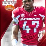 From no preseason lists to one of the best in the country - Martrell Spaight #WoooPig http://t.co/gcYwQyY3GA
