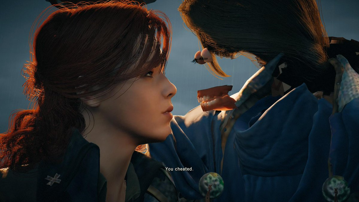 This screenshot from Assassin's Creed Unity is just perfect. http://t.co/LYYmmCWbr3