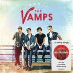 Anyone buy the version of Meet The Vamps from @Target yet? Three bonus holiday songs! http://t.co/RlDvSEPrKr