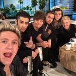"""""""@TheEllenShow: This is happening tomorrow. @OneDirection http://t.co/o4Sb5KfRD4"""""""