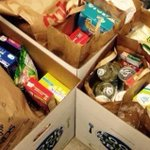 Going to Punch tonight? Dont forget a bag of food for @2harvest and a free pizza! http://t.co/b5yEvFyGmC
