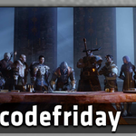 Get hyped, @DragonAge: Inquisition is in our #freecodefriday!  FOLLOW & RT by 11:30 AEST for a chance to win. http://t.co/TqGipvwS8N