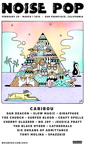 Phase 1 of the #NP15 lineup is here! @caribouband, @thechurchband & more. Badges on sale now: http://t.co/4P6Vy2tDC4 http://t.co/daPWr3LYU4