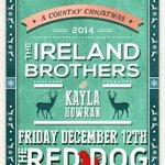 Catch a special family Christmas show @Ptbo_Canada from @ExpressandCos Dylan Ireland @HistoricRedDog Fri Dec 12 http://t.co/26N4mTOgjN