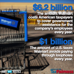 You shouldnt have to be on food stamps if you work at a company making $16B each year. http://t.co/mBXrEpgG4a #WalmartStrikers