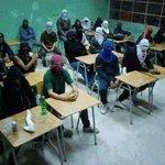 الصوره أمس في أحد صفوف المقاومه بمخيم شعفاط #أنتفاضة_القدس #القدس_تنتفض http://t.co/ox1eEKXe8W
