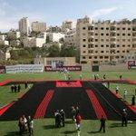 أطول ثوب فلسطيني في العالم يدخل موسوعة غينيس من #الخليل http://t.co/tkvyp0hhPy