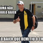 Paulo Baier demitido? Impossível! http://t.co/0NTxqgNaFd