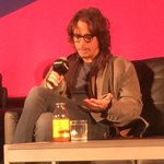 RT @hypebot: .@chriscornell advice to young musicians: do it because you want to play music! #TouringConf