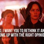 """The 10 Most Popular Quotes From """"The Hunger Games: Mockingjay"""" http://t.co/ysMgj4wudb http://t.co/rZfUUm1BOM"""