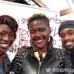 Africas favorite star shining bright #TIA #BBHotshots #TwitterMirror http://t.co/WVi78QC9NP