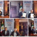 Por ello, en este encuentro con @NAFINSA firmamos un convenio de colaboración p/operar 3 prog. de apoyo a la economía http://t.co/gNBSyPTUYd