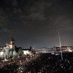 Enorme,conmovedora,diversa la marcha #20NovMex los #43Normalistas no son ceniza son luz p esta patria herida. http://t.co/k3vwAEuGL2
