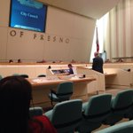 Thanks @CityofFresno council for voting unanimously to ensure a reliable water supple for generations to come http://t.co/QZrelgL9F6