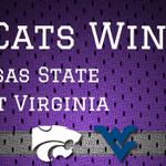ICYMI ► Right on Kimball: K-State versus West Virginia http://t.co/OivJthJFhx #KState by @Truckwriter http://t.co/qNnKl0F0nt