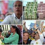 Os que mais receberam...PSDB, DEM e PSB receberam R$ 160 milhões de empreiteiras da Lava Jato. http://t.co/2IXs913fpo http://t.co/SmcmjlfFhR