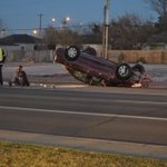 Second rollover of the night, Washington between Wolflin and I-40. Heavy traffic. Avoid the area. @amarilloglobe http://t.co/wfW2nODN9R