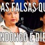 Hay que ser cara e tabla Tibisay Lucena y su fiel secuaz  Oblitas se postulan para re-elección como rectoras del CNE. http://t.co/0bul7PL3jx