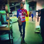 B-Mac trolls @NBAonTNT style cam with new Kings ugly sweater! #SacramentoProud http://t.co/tbkC6Dp8qF